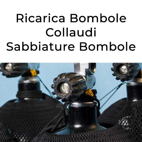 Ricarica Bombole
